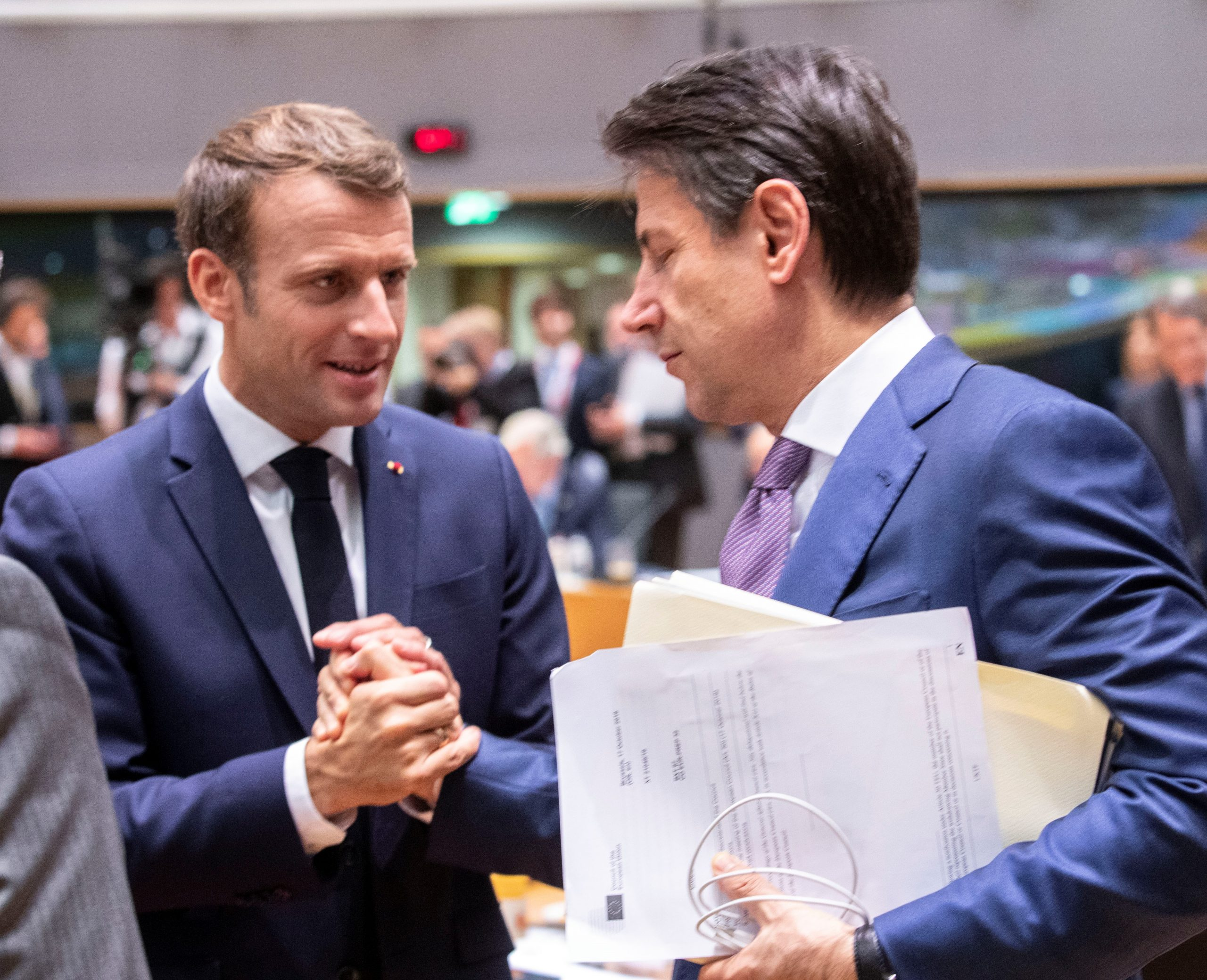 France and Italy: Is it the momentum for a new European path?