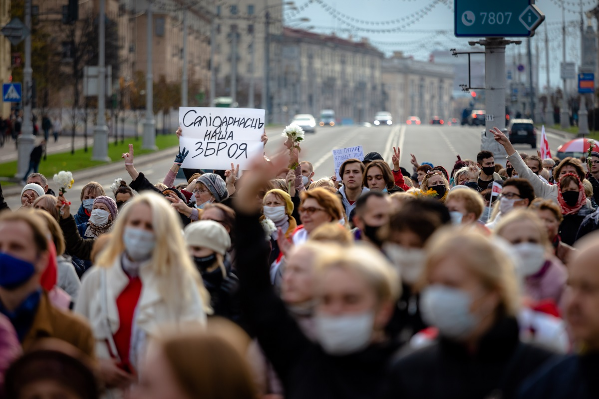 A guideline to Belarusian repressive methods. Dealing with structural roots of dissent